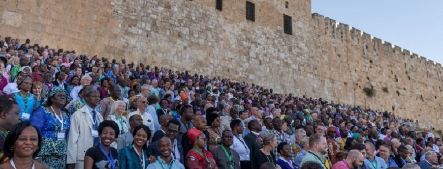 Read more about the article Chairman's report on GAFCON 2018 Jerusalem